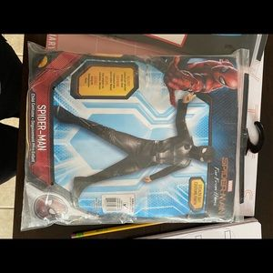 Spider-Man costume stealth suit small 4-6